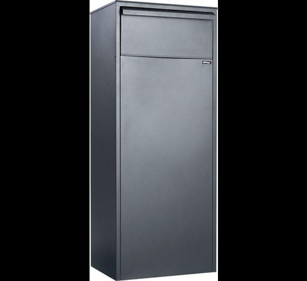 paketkasten briefkasten allux 800an anthrazit entnahme hinten in ludwigsburg sonstiges. Black Bedroom Furniture Sets. Home Design Ideas