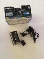Panasonic HDC-SD66 HD Camcorder schwarz Touchscreen - sehr gut erhalten, kaum Gebrauchsspuren! - mit Ladekabel - Camcorder HDC-SD66 von Panasonic - schwarz-silber _ 35xi.Zoom, 5.0 Megapixel (Still ... 40,- D-69181Leimen Heute, 09:42 Uhr, Leimen - Panasonic HDC-SD66 HD Camcorder schwarz Touchscreen - sehr gut erhalten, kaum Gebrauchsspuren! - mit Ladekabel - Camcorder HDC-SD66 von Panasonic - schwarz-silber _ 35xi.Zoom, 5.0 Megapixel (Still