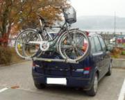 Paulchen Fahrradträger Opel