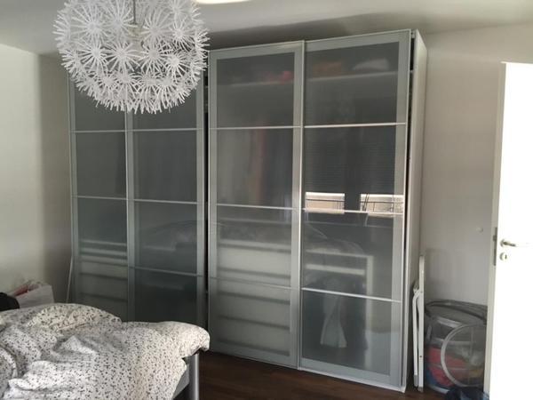 pax 3m kleiderschrank sekken in gaggenau schr nke sonstige schlafzimmerm bel kaufen und. Black Bedroom Furniture Sets. Home Design Ideas