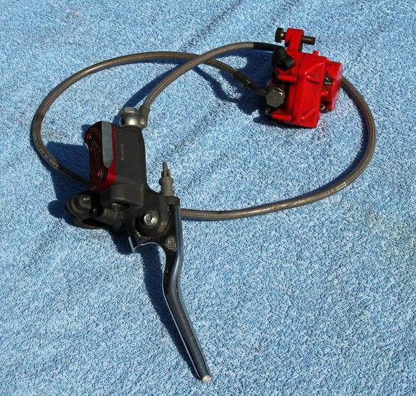 peugeot roller speedfight 2 lc bremse vorn bremsleitung. Black Bedroom Furniture Sets. Home Design Ideas