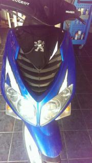 Peugot Roller blau /