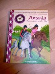 Pferdebuch Antonia, Rettung