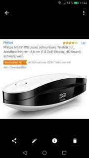 Philips Luceo Telefon