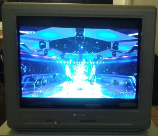 philips tv fernseher r hre model 21pt5457 in karlsruhe tv projektoren kaufen und verkaufen. Black Bedroom Furniture Sets. Home Design Ideas