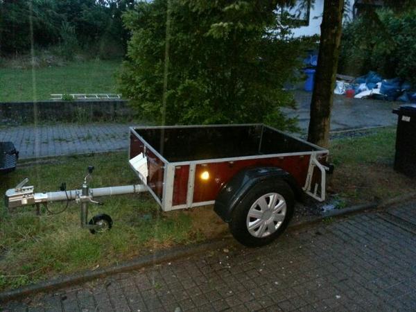 anh nger auflieger auto motorrad eisingen kreis w rzburg gebraucht kaufen. Black Bedroom Furniture Sets. Home Design Ideas