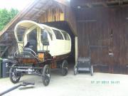 Planwagen, Wagonette und