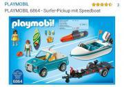 playmobil 6864 Surfer