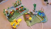Playmobil Gartenlandschaft