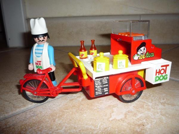playmobil hot dog wagen in m nchen kaufen und verkaufen ber private kleinanzeigen. Black Bedroom Furniture Sets. Home Design Ideas