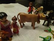 Playmobil Kühe Almtrieb