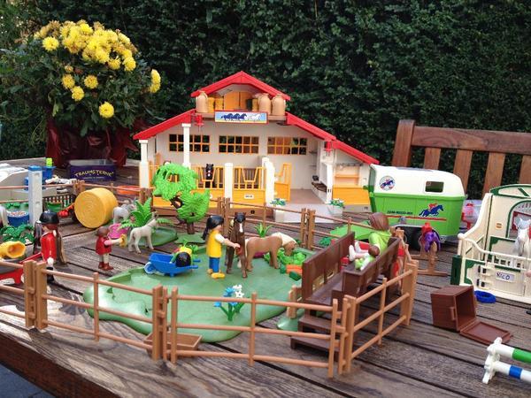 Playmobil reiterhof in münchen kaufen und verkaufen über