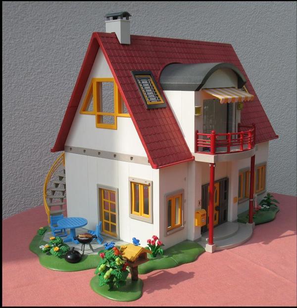 Playmobilhaus 4279 in heidelberg spielzeug lego for 4279 playmobil