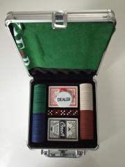 Pokerset Pokerkoffer