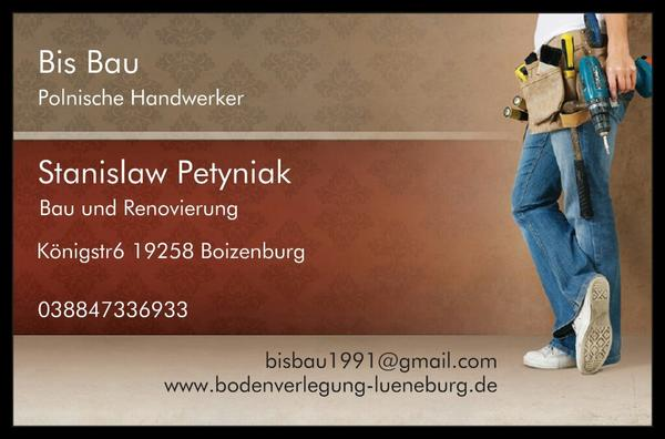 polnische handwerker team in boizenburg stellenangebote. Black Bedroom Furniture Sets. Home Design Ideas
