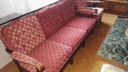 Polstergarnitur Sofa Couchgarnitur