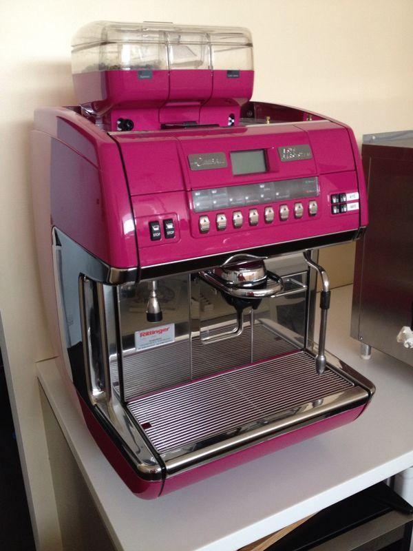 profi kaffeevollautomat la cimbali s39 unikat eyecatcher in m nchen kaffee. Black Bedroom Furniture Sets. Home Design Ideas