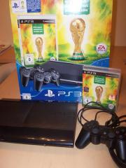 PS3 12 GB fast wie neu!!! Ich verkaufe eine PS3 12 GB 1 Controller FIFA Fußball-WM Brasilien 2014. Die Konsole ist 2 Jahre alt, aber nur sehr sehr selten benutzt und sie ... 70,- D-76344Eggenstein-Leopoldshafen Heute, 16:04 Uhr, Eggenstein-Leopoldshafen - PS3 12 GB fast wie neu!!! Ich verkaufe eine PS3 12 GB 1 Controller FIFA Fußball-WM Brasilien 2014. Die Konsole ist 2 Jahre alt, aber nur sehr sehr selten benutzt und sie