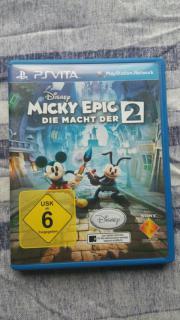 PSVITA Spiel Micky