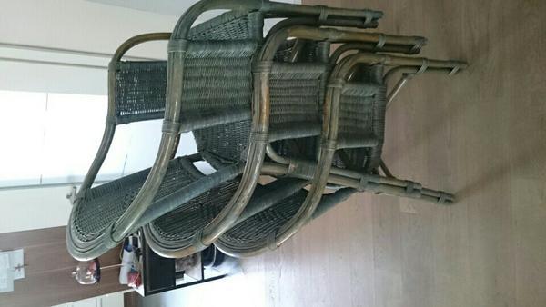 rattan stuhl kleinanzeigen familie haus garten. Black Bedroom Furniture Sets. Home Design Ideas