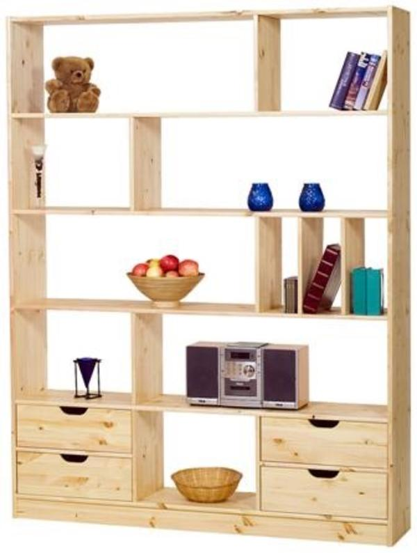 regal kiefer massiv kaufen gebraucht und g nstig. Black Bedroom Furniture Sets. Home Design Ideas