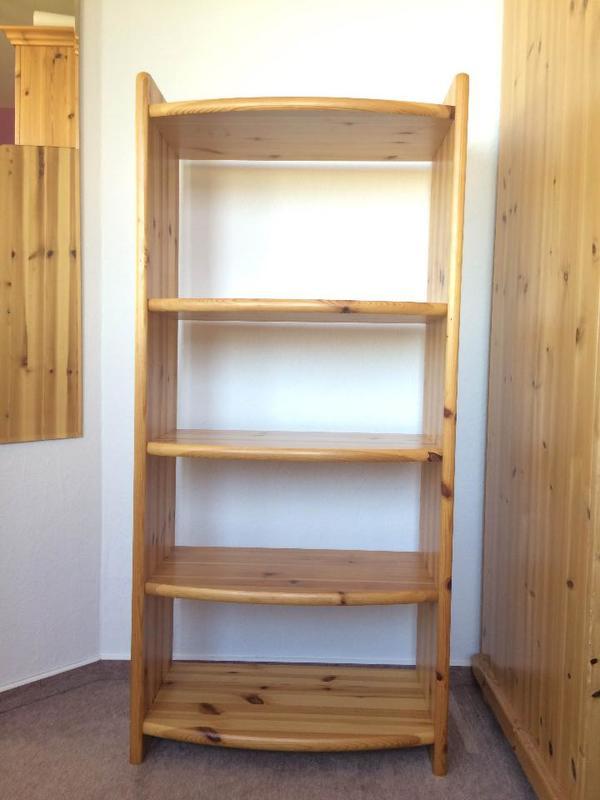 regal massivem neu und gebraucht kaufen bei. Black Bedroom Furniture Sets. Home Design Ideas