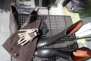 Reitkleidung f. Mädchen (