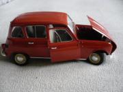 Renault 4 von Solido in OVP Maßstab 1:18 Sie bieten auf ein Renault 4. Hergestellt von Solido Frankreich. Material Metall (Zink Druckguss verfahren). Preis ist VHB, ich nehme gerne Angebote ... 34,95 D-49733Haren Rütenbrock Heute, 07:27 Uhr, Haren Rütenbr - Renault 4 von Solido in OVP Maßstab 1:18 Sie bieten auf ein Renault 4. Hergestellt von Solido Frankreich. Material Metall (Zink Druckguss verfahren). Preis ist VHB, ich nehme gerne Angebote