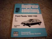 Reparaturanleitung Ford Fiesta