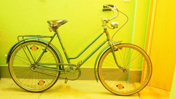 Retro Damenrad Bauer, Oldtimer, 26 Zoll, 1 Gang, Speedbike, in ...