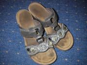 Rieker-Sandalette Größe