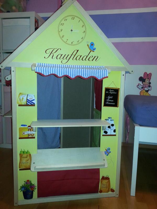 Kaufladen Kasperletheater Holz ~ kasperletheater holz  neu und gebraucht kaufen bei dhd24 com