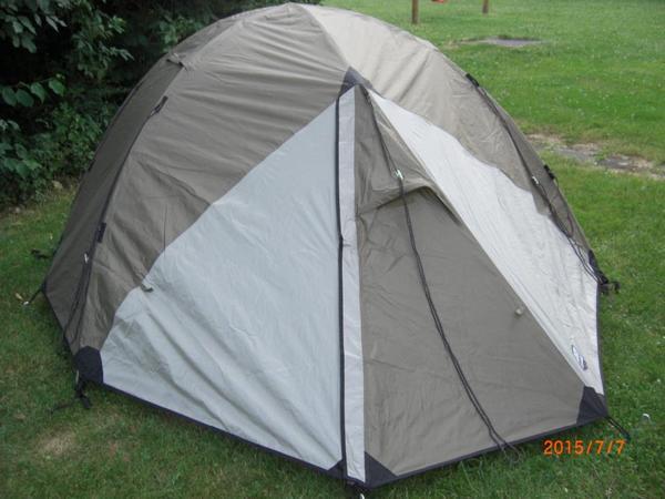 Zelt Für Wanderer : Robens forest lodge leichtes zelt ideal für wanderer und