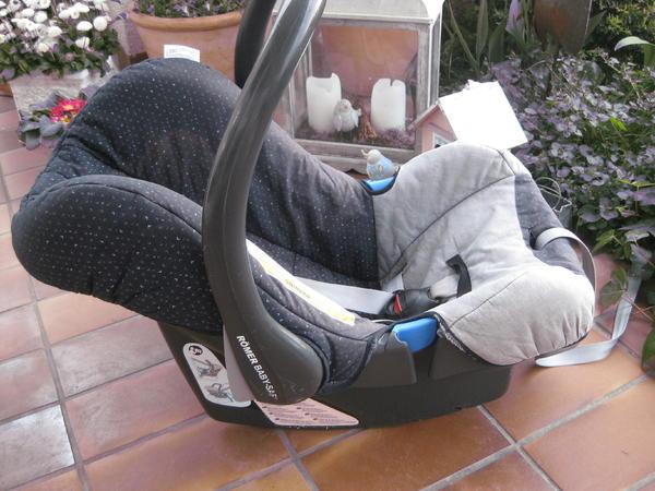 r mer baby safe classicline ece r44 04 schwarz grau. Black Bedroom Furniture Sets. Home Design Ideas