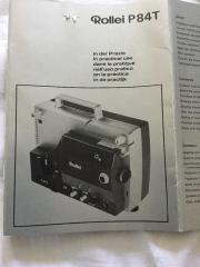 Rollei P84T