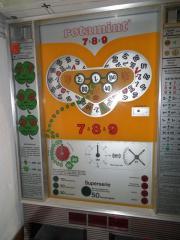 Rotamint Geldspielautomat von