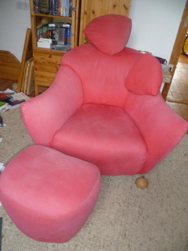 Hocker kleinanzeigen sofas sessel for Roter sessel mit hocker