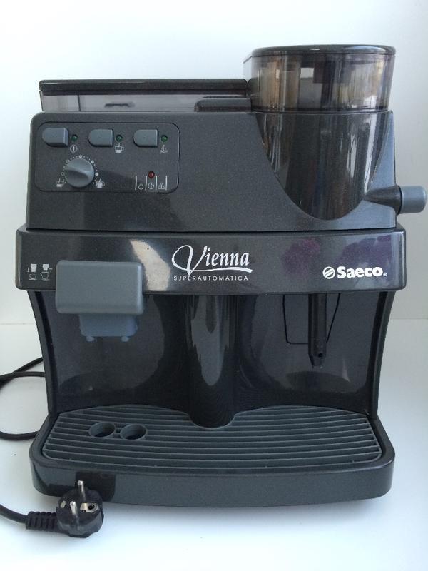 saeco kaffeevollautomat kleinanzeigen haushaltsger te. Black Bedroom Furniture Sets. Home Design Ideas