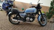 Sammlerstück Kawasaki 550