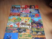 Sammlung Schallplatten LPs