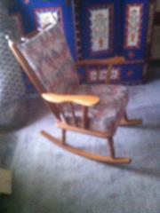 glider still schaukelstuhl hocker entspannung. Black Bedroom Furniture Sets. Home Design Ideas