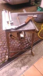 Scheppach-Tischkreissäge mit