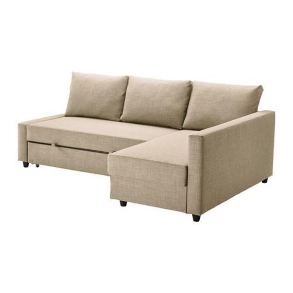 schlafcouch ikea beige wie neu in m nchen polster sessel couch kaufen und verkaufen ber. Black Bedroom Furniture Sets. Home Design Ideas