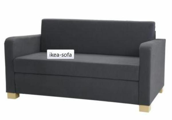 schlafsofa ikea solsta in m nchen polster sessel couch kaufen und verkaufen ber private. Black Bedroom Furniture Sets. Home Design Ideas