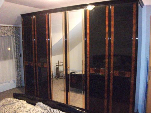 hochglanz schwarz neu und gebraucht kaufen bei. Black Bedroom Furniture Sets. Home Design Ideas