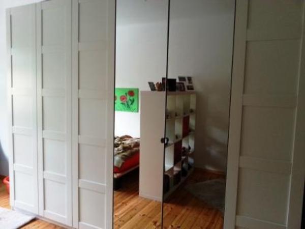 schlafzimmerschrank ikea in berlin ikea m bel kaufen und verkaufen ber private kleinanzeigen. Black Bedroom Furniture Sets. Home Design Ideas