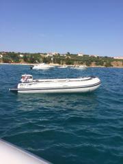 Schlauchboot Jetline Baujahr