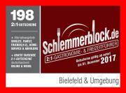Schlemmerblock 2017 Bielefeld &