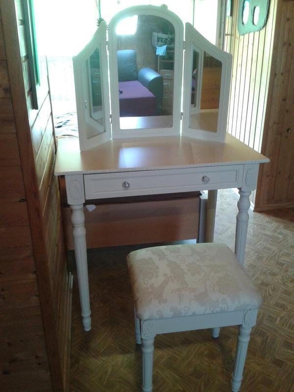 schminktisch neu und gebraucht kaufen bei. Black Bedroom Furniture Sets. Home Design Ideas