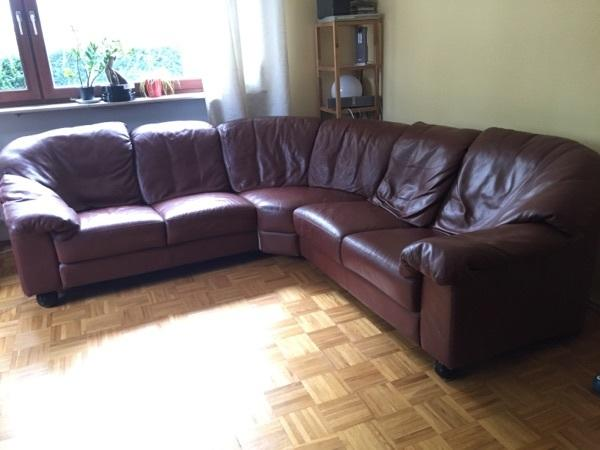 sch ne ledercouch in mainz polster sessel couch kaufen und verkaufen ber private kleinanzeigen. Black Bedroom Furniture Sets. Home Design Ideas